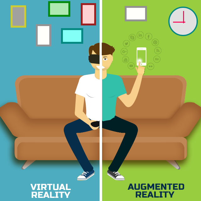 Image result for augmented and virtual reality